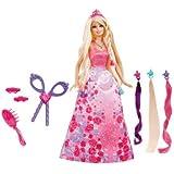 Barbie BCP41 - Principessa Incantevole Chioma