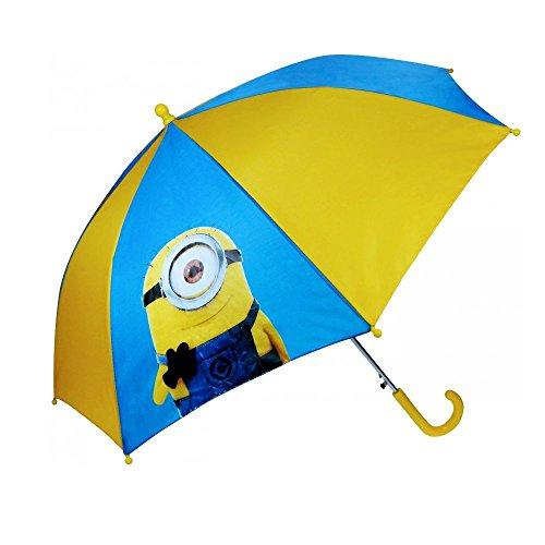 Despicable Me 2 - Niños Automática Paraguas Minions