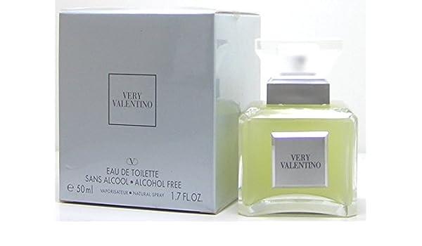 Sans De Spray Very Alcool Valentino Eau Toilette Ml 50 Yb76gfvIy