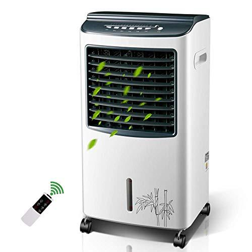WLJ Klimaanlage Klimaanlagenventilator, kleine Klimaanlage mit doppeltem Verwendungszweck, kalt und warm, Luftkühler, leise Energieeinsparung für Haushalte Luftkühler Ventilator