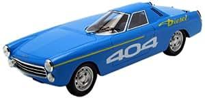 Spark - S18037 - Véhicule Miniature - Modèle À L'Échelle - Peugeot 404 Diesel - Voiture De Record 1967 - Echelle 1/18