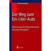 Der Weg zum Ein-Liter-Auto: Minimierung aller Fahrwiderstände mit neuen Konzepten