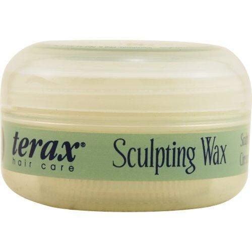 Terax Cire de modelage Sculpting Wax pour tous types de cheveux - 59 ml (2 oz)