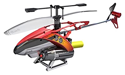 Silverlit Air Cannon 3-Channel I/ R Remote Control Gyro Helicopter with Missiles(Assorted)