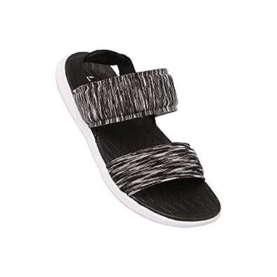 Life Womens Casual Wear Slipon Wedges_Black_38