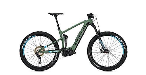 E-Bike Focus Jam 2 Plus 27′ Herren Shimano E8000 10,5 Ah Deore XT 11-G 2018