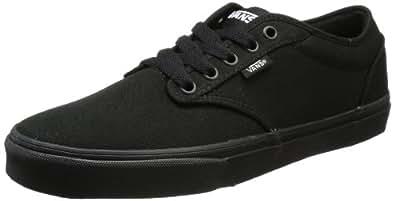 Vans Atwood Herren Sneakers, Schwarz (Black/ 186), Gr. 38.5 EU / 5.5 UK