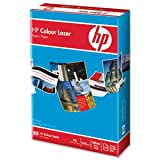 HP Colour Laser Papier A4, 120 G/M ², Geriest, Weiß