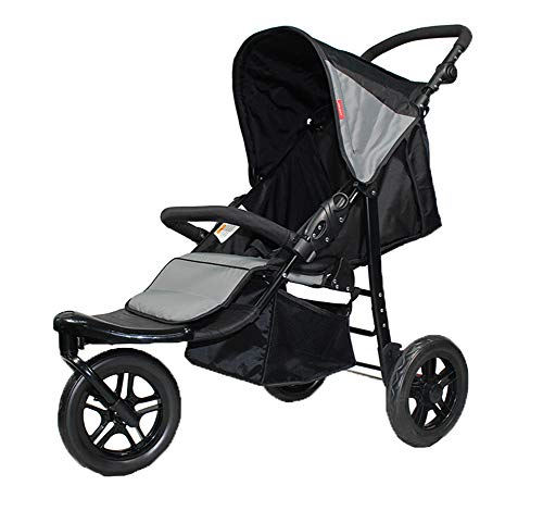 Kaysa-TS Off-Road DREI-Radfahren Buggy, High Landscape Stroller Travel System Oversized SUV