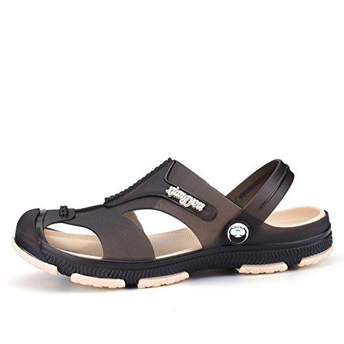 Herren Schlüpfen Atmungsaktiv Strand Schuhe Sport Sandalen Flip Flops
