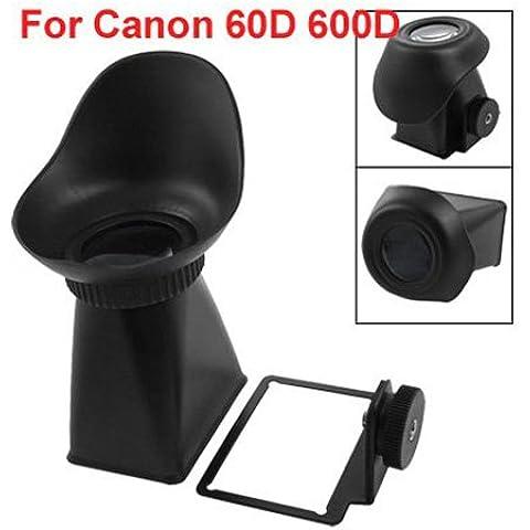 V3 2.8X Viewfinder Visor Lupa Ocular LCD Amplificador para Canon 600D 60D Canon
