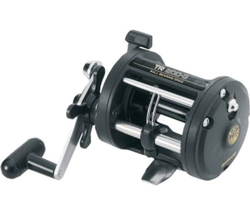 SHIMANO TR Levelwind Konventionelle Reel (4,3:1), 50 Yards Pounds/550 -