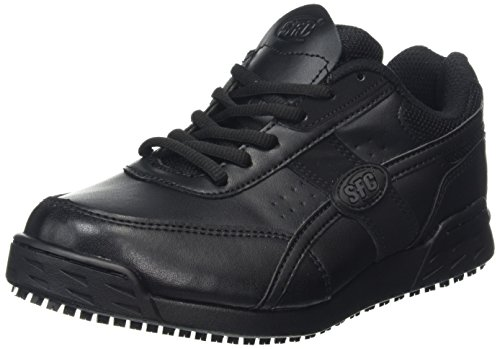 shoes-for-crews-pro-classic-iv-zapatos-de-trabajo-unisex-adulto-color-negro-negro-talla-38-eu