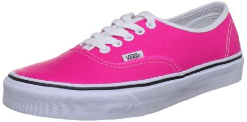 Vans Authentic, Scarpe da Skateboard Unisex – Adulto Rosa (Pink)