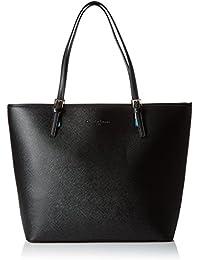 Plaza 22, Womens Top-Handle Bag, Noir, 7.5x20x25 cm (W x H L) Christian Lacroix
