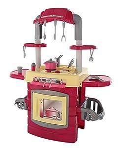 Polesie 56818 Big Kitchen, Bolsa - Juguetes para Cocina y Juegos