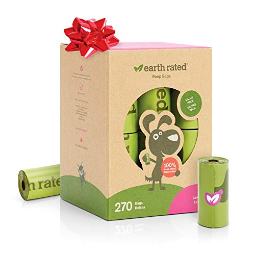 Earth Rated - Pack bolsas recoger excrementos