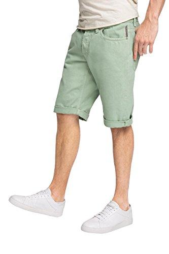 edc by Esprit 046cc2c006-Colored Jeans, Pantaloncini Uomo Verde (KHAKI GREEN 350)