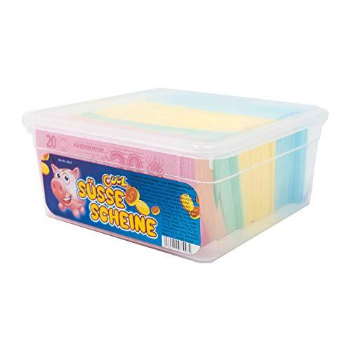 Cool Süße Scheine Esspapier, süßes Bargeld, 400 Euroscheine in der Frischhaltebox, 1er Pack (1 x 400 g)