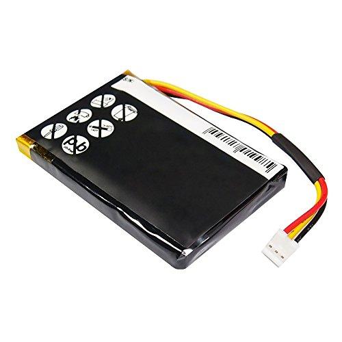 subtel® Batterie Premium Compatible avec Tomtom GO 920 GO 920 Traffic GO 720 GO XL 330 One XL 340 XL 340s Live, AHL03713100 1300mAh Accu Rechange Remplacement