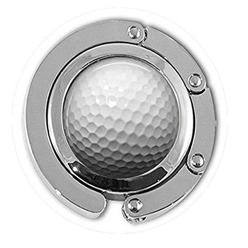 bab Golf Ball Krawattennadel/Reversnadel mit englischem Spruch