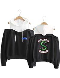 EnjoyYourLife Sweatshirt Riverdale 3D Drucken Riverdale Kapuzenpullover Hoodies Pullover Jumper for Herren und Damen