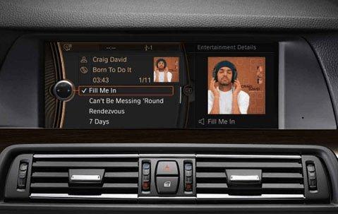 Original BMW Snap In Adapter MEDIA ohne Lüfter für das
