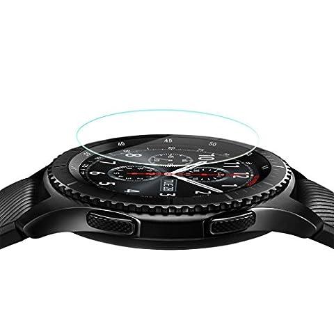 5 PC Für Samsung Gear S3 Frontier Watch Transer® Ersatz HD Schutzfolien Intelligenter LCD-Schirm Anti-verkratzen Anti Fingerabdruck Schutzfolie für (22 Samsung Lcd)