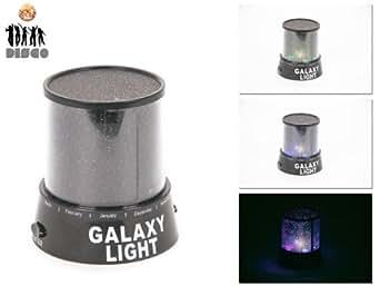 Lampe a poser Disco Galaxie Univers Ciel Etoile lumiere / mois