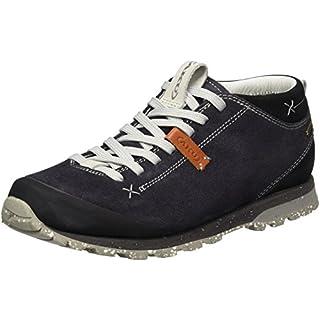 AKU Unisex Adults' Bellamont Suede GTX Trekking-& Hiking Shoes, Grau (Dk.Grey/White), 7 UK 7 UK