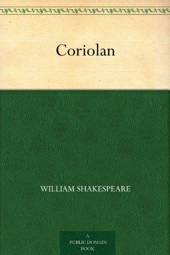 Couverture du livre Coriolan