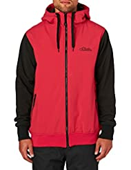 Planks - Planks Dropout Soft Shell - Red