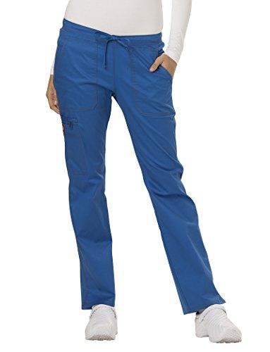 Gen Flex Frauen Low Rise Straight Leg Scrub Hose XX-Large Petite Royal (Petite Low-rise-scrub-hose)
