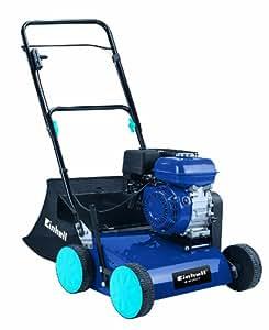 Einhell BG-SC 2240 P Benzin-Vertikutierer, 2,2 kW, 40 cm Arbeitsbreite, 45l Fangsack, 6-fach höhenverstellbar