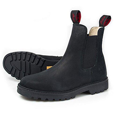 kängi Stivali su ghiaccio Black
