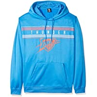 7a33138e NBA Oklahoma City Thunder Men's Fleece Hoodie Pullover Sweatshirt Poly  Midtown, X-Large,