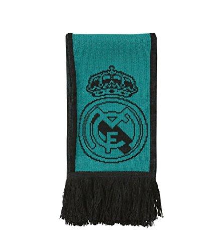 adidas Real Madrid Bufanda, Hombre, (arraer/Negro), OSFM