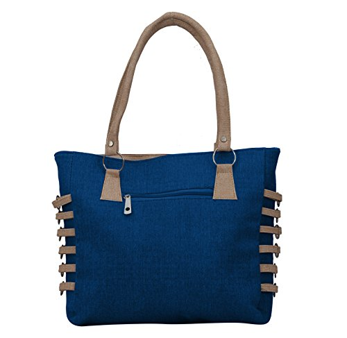 Alice Women's Handbag (Blue, Nks-509-Gun)