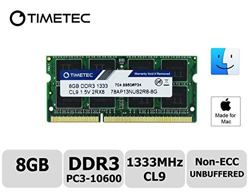 Timetec Hynix IC 8GB DDR3 1333MHz PC3-10600 SODIMM