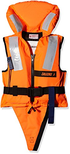 Lalizas Feststoff Rettungsweste 150N, Größe:15-30kg