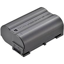 Nikon EN-EL15a Ión de litio batería recargable - Batería/Pila recargable (Ión de litio, Negro)