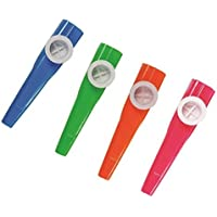 12 Kazoos (4 Assorted Colours) by Playwrite