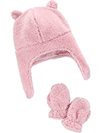 Simple Joys by Carter's Hat and Mitten Set Fille