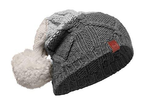 BUFF® SET - KNITTED HAT Bonnet de Hiver + UP® Tissu tubulaire | Tricoté | Doux | Vintage Aspect | Bonnet