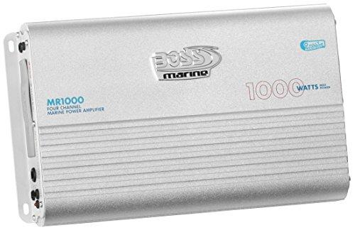BOSS Audio MR1000 Marine 1000W 4 Kanal, Klasse-A/B-Verstärker Boss Audio Boss Marine