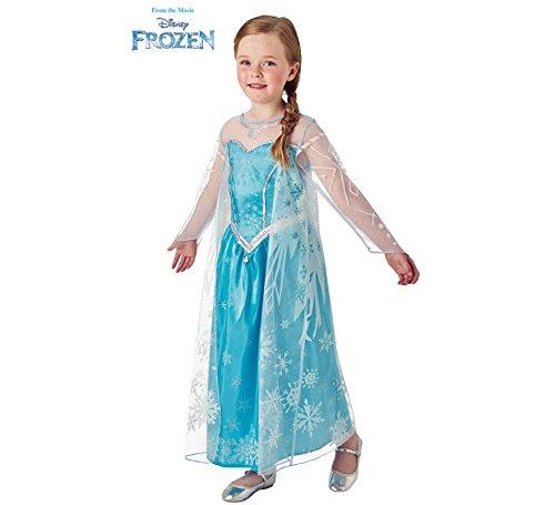 Disney Frozen-Kinder Elsa (Kostüm Rubie 's Spain) M