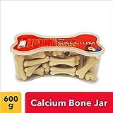 Drools Absolute Calcium Bone Jar, Dog Supplement - 40 Pieces (600gm)