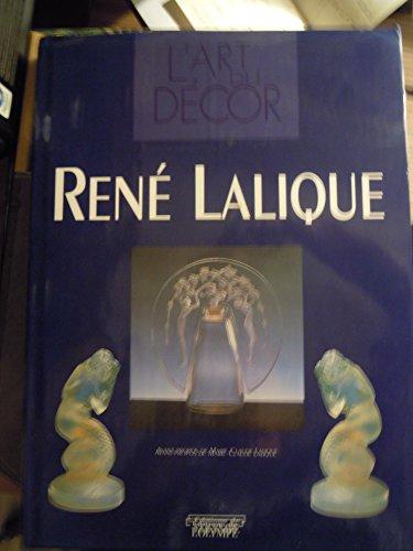 René Lalique (L'art du décor)