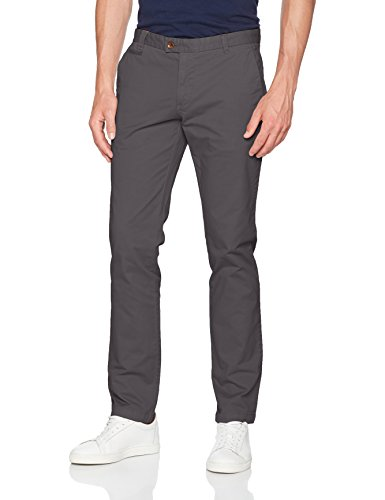 Club of Gents Herren Hose Cg N-Felix Grau (Grau 82)