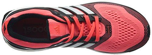 adidas Energy Boost 2 Esm M, Herren Laufschuhe Rot - Rouge (Rousol/Ftwbla/Noiess)